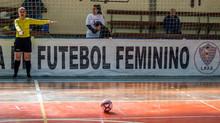Festival de Futsal Feminino 2016