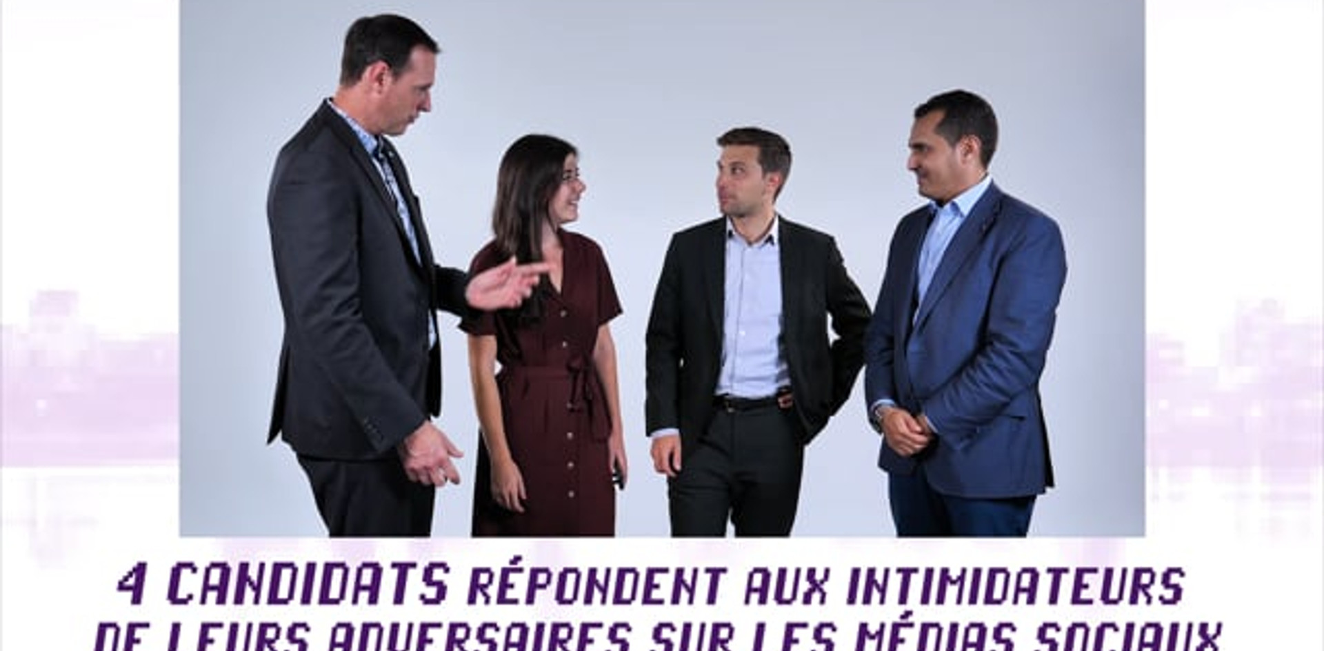 Intimidaction Politiciens