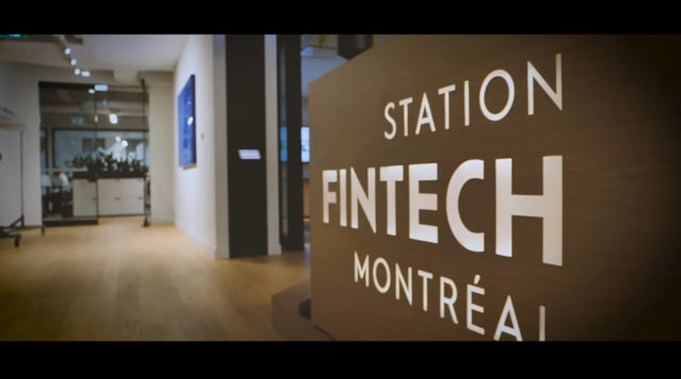 Station FINTECH Montréal