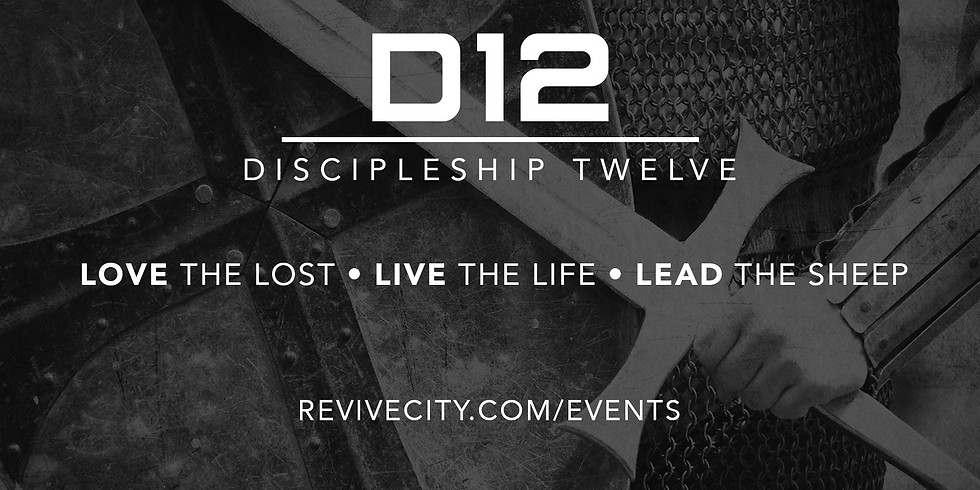 D12 Ministry Training