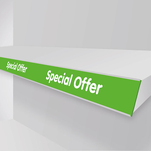 shelf strips special offer