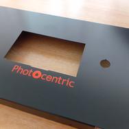 Industrial metal panel printing