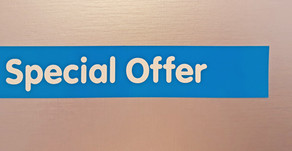 Shelf Strips PVC - Great for any Point of Sale Promotion