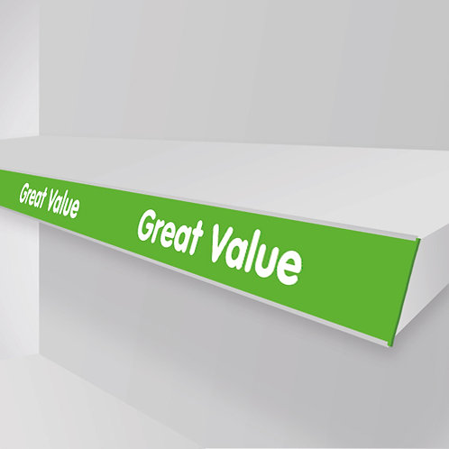 great value shelf strips