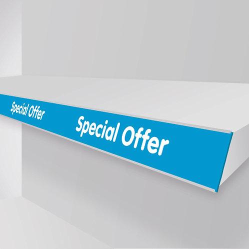 shelf strips special offer