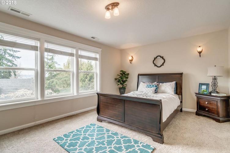 Mt. Tabor master bedroom professional af