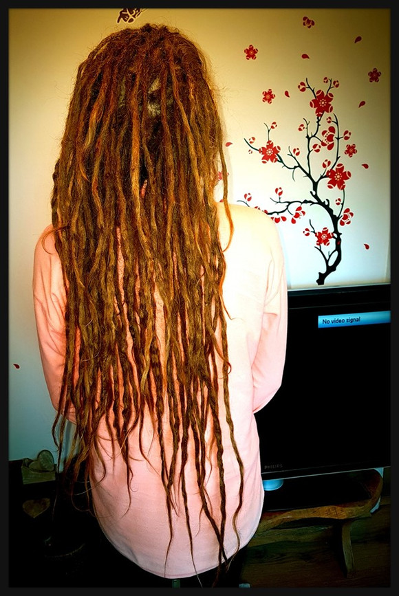 30 Year Old Dreads