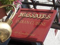 Hussain's Indian Restaurant Asian Cuisine Stratford-Upon-Avon
