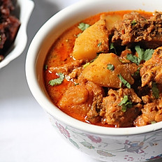 Aloo Chicken
