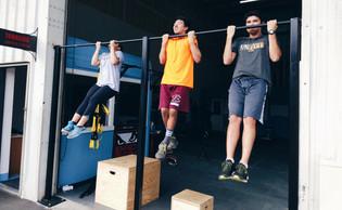 Maui Youth Athlete Training Program