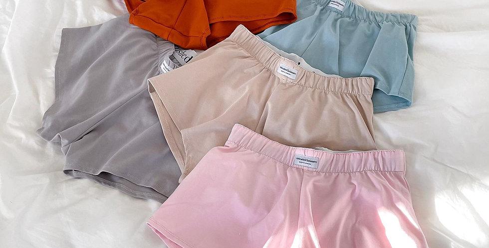 Organic PJ Shorts