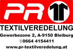 PR Textilveredelung Logo