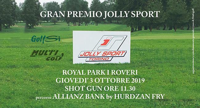 GRAN PREMIO JOLLY SPORT