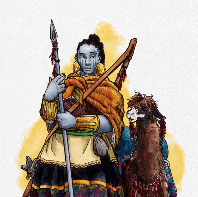 Weavingskin and Prudy