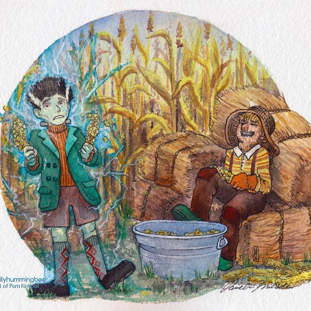 Cobbed Corn