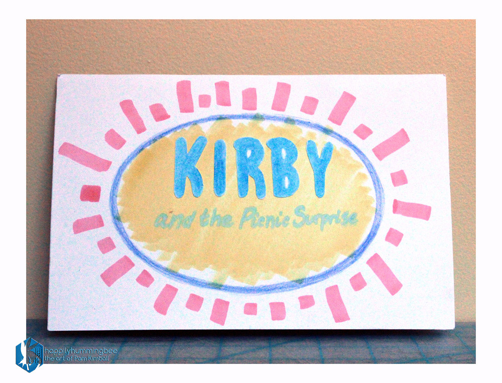 Kirby: Picnic Surprise - front