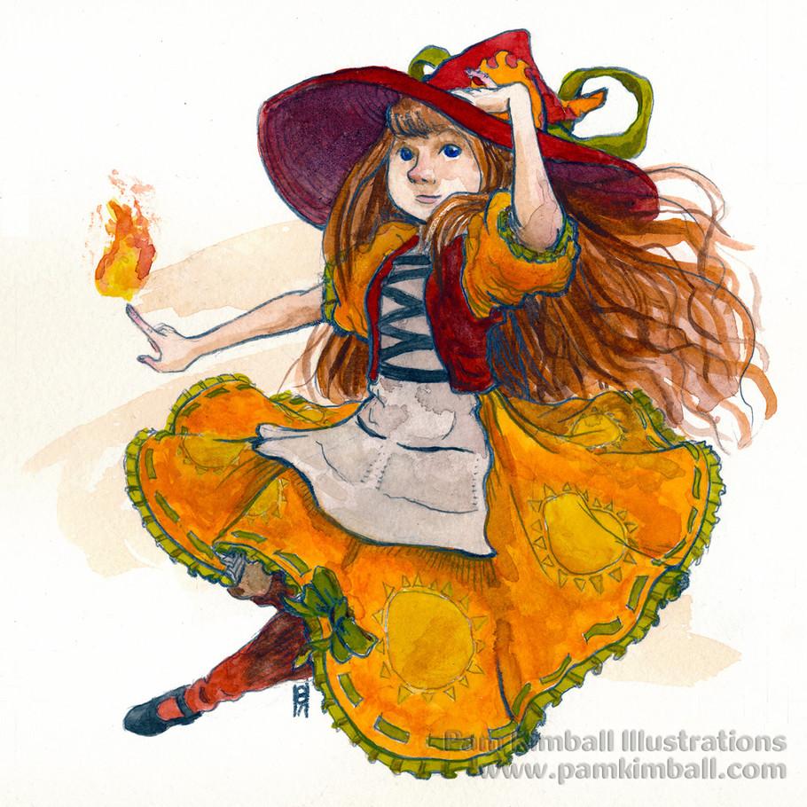 Isabell Blaze