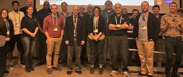 cal poly April 2019 CubeSat Workshop pic