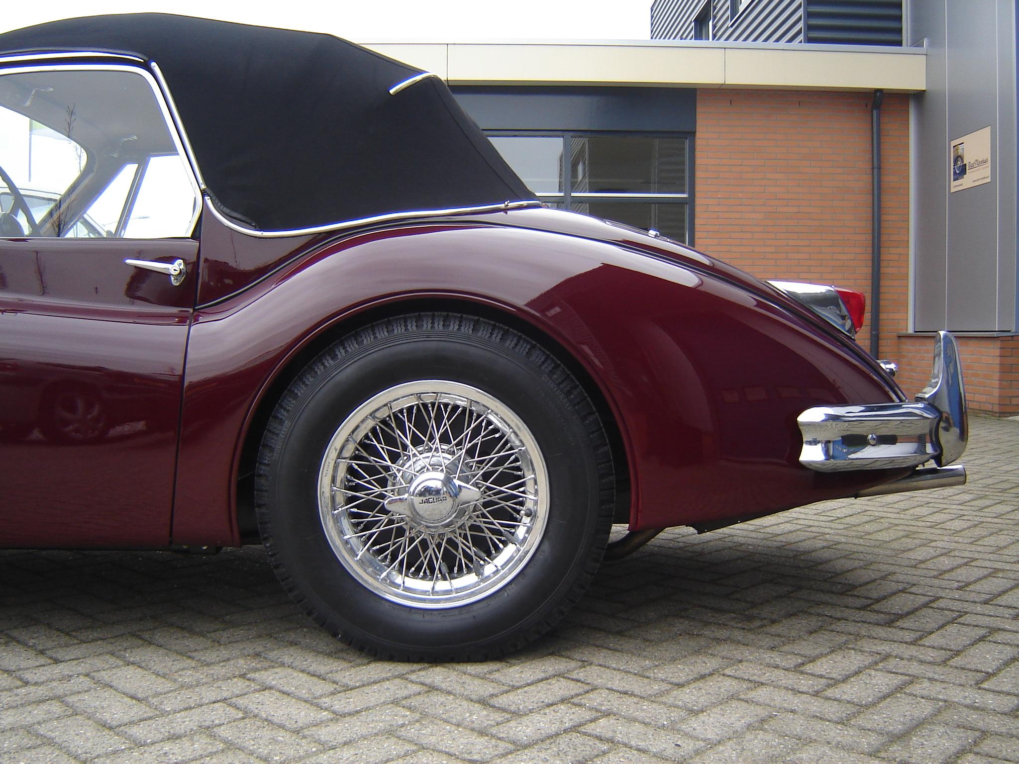 Jaquar XK 140