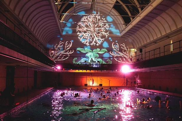 Kentish Town Baths London