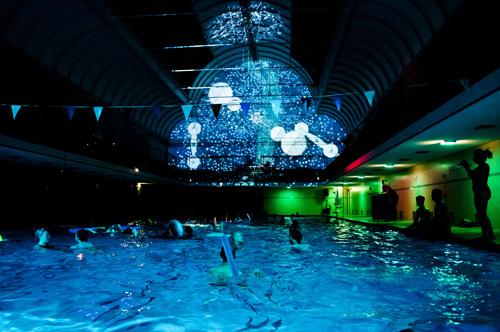 Wet Sounds at Kentish Town Pool 2014
