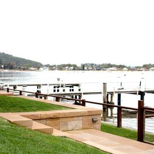 Simple Waterfront Luxury