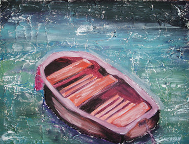 Stagnant Boat