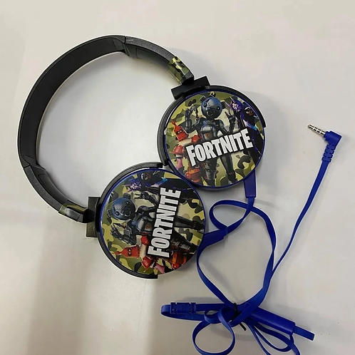 Auriculares Gear Fortnite Ps4