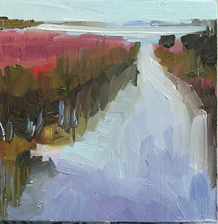 Marsh ith Pinks 4x4 oil on panel.jpg