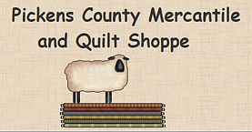 Pickens County Mercantile & Quilt Shoppe