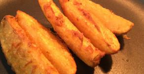 Crispy Potato 🥔  Wedges