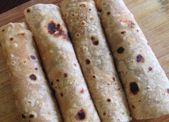 Stuffed Chapatti Roll