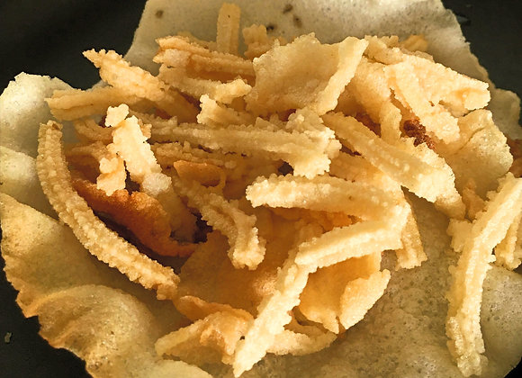 Crispy Rice Chips