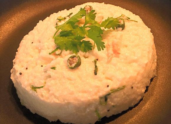 Seasoned Curd Rice