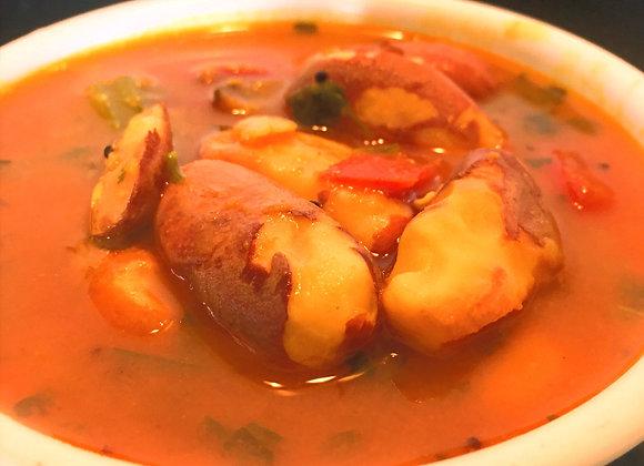 Jack Seed Lentil Soup