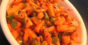 Cut Mango Pickle 🌶🌶