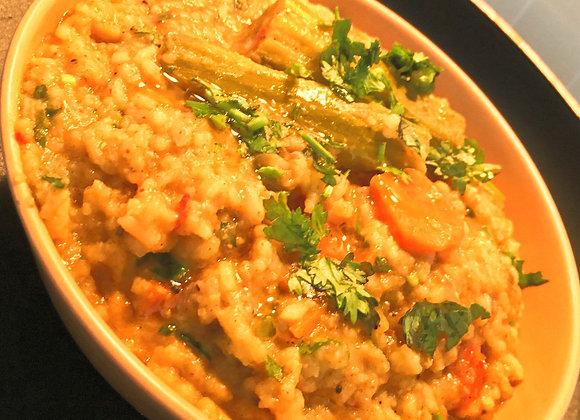 Lentil Stew Rice