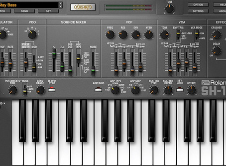 SH-101 to TR-909: A brief guide to Roland Synths, Sequencers and Drum Machines.