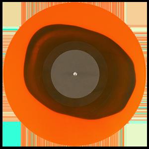 Colour in Colour Vinyl Record