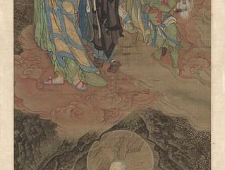 Ningbo Buddhist Paintings