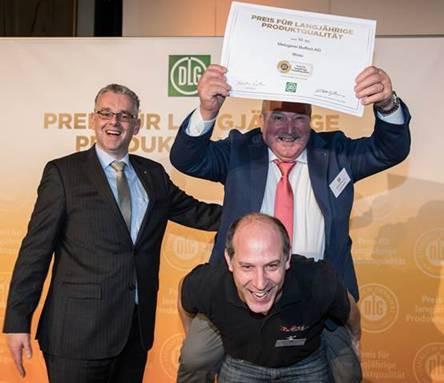 Erfolg für GVIEL-Mitglied Metzgerei Buffoni AG