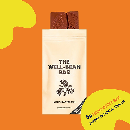 Organic Orange Mylk Chocolate 50g | Single Bar