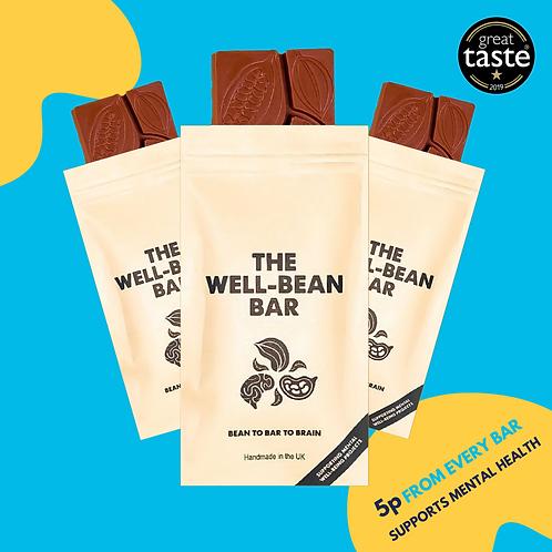 Organic Original Mylk Chocolate 50g | Box of 8