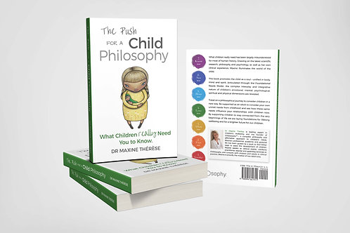 The Push for a Child Philosophy - Book