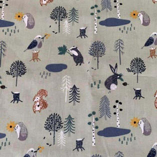Small Forest Animals