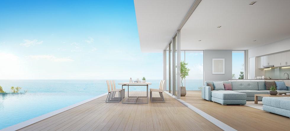 Boutique Property Management on the Sunshine Coat - Palm Property Management Homepage Banner.