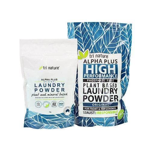 ALPHA PLUS Laundry Powder