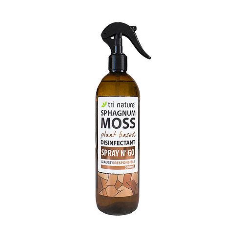SPHAGNUM MOSS Disinfectant