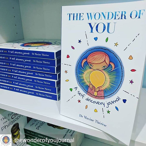The Wonder of You - Journal