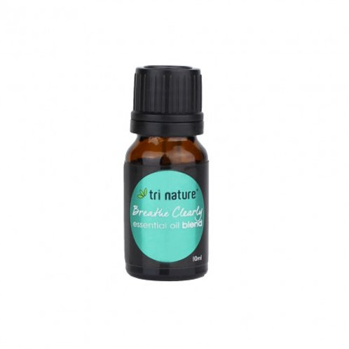 BREATHE CLEARLY Essential Oil Blend 10ml